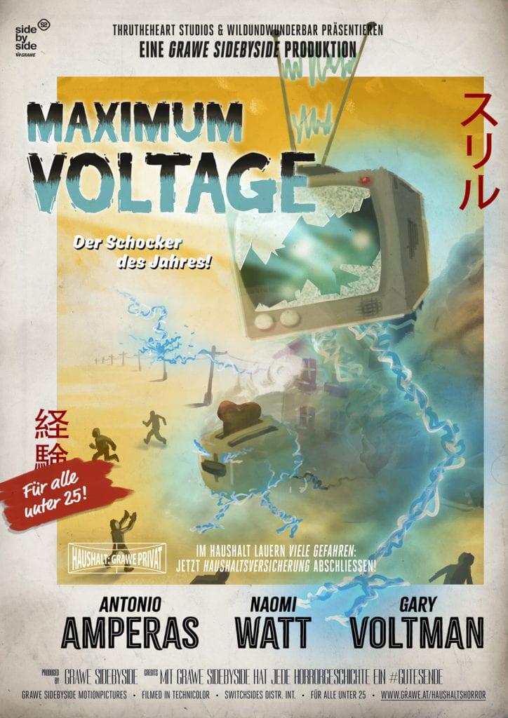 GRAWE sidebyside Horror Stories Maximum Voltage