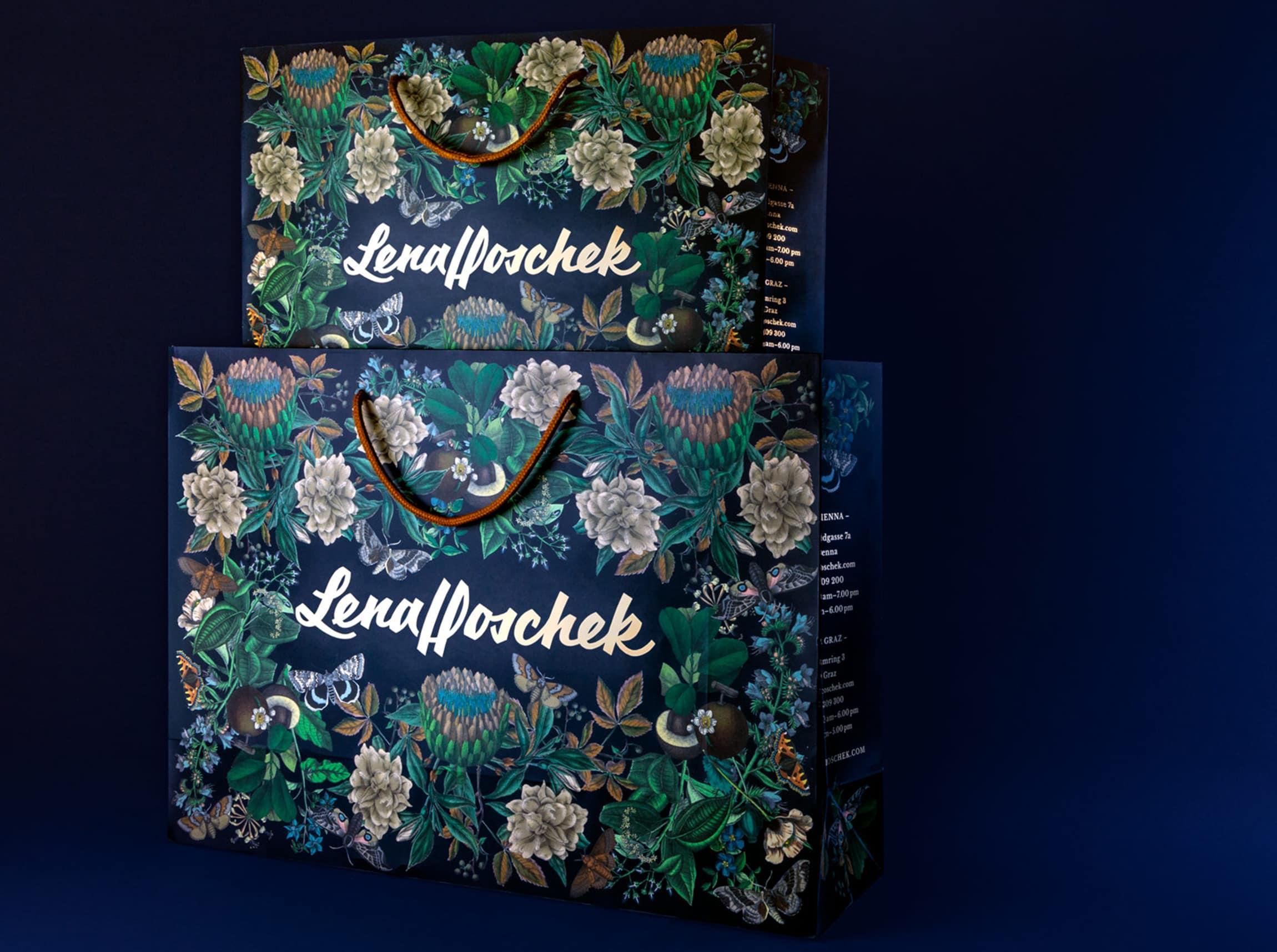 Lena Hoschek Wintergarden Taschen