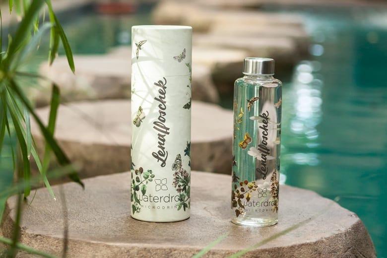 Lena Hoschek Wintergarden Waterdrop Wasserflasche