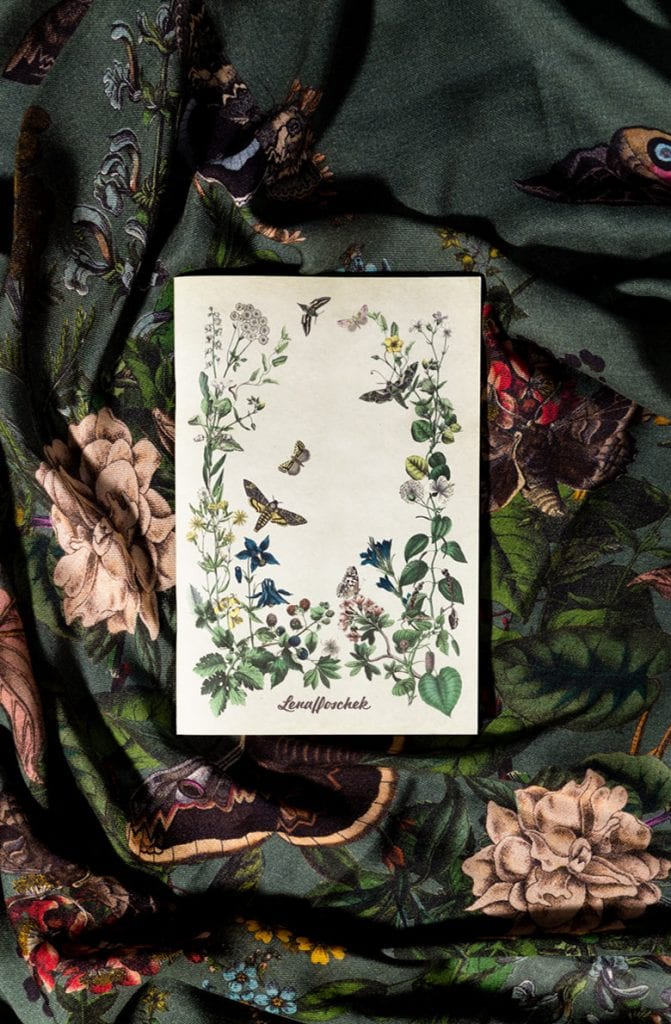 Lena Hoschek Wintergarden Print