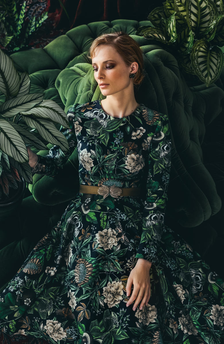 Lena Hoschek Wintergarden Kleid