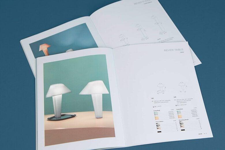 Wever Ducre Rever Editorial Design