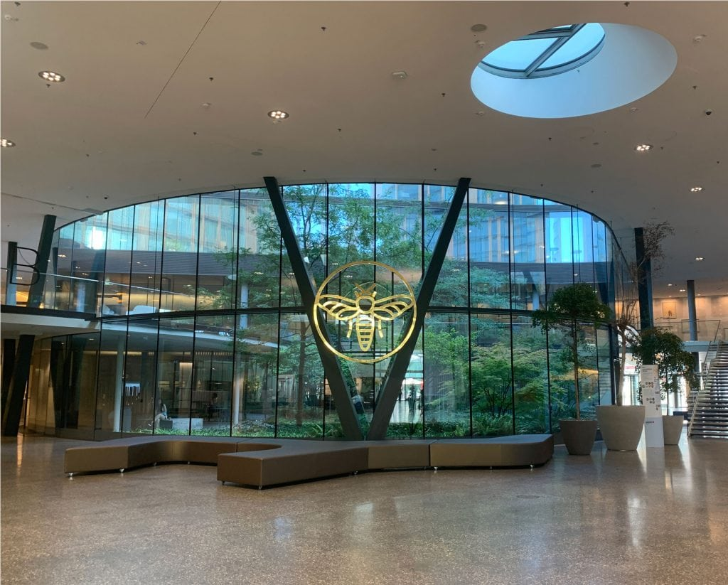 Erste Group Bank AG Biene Campus