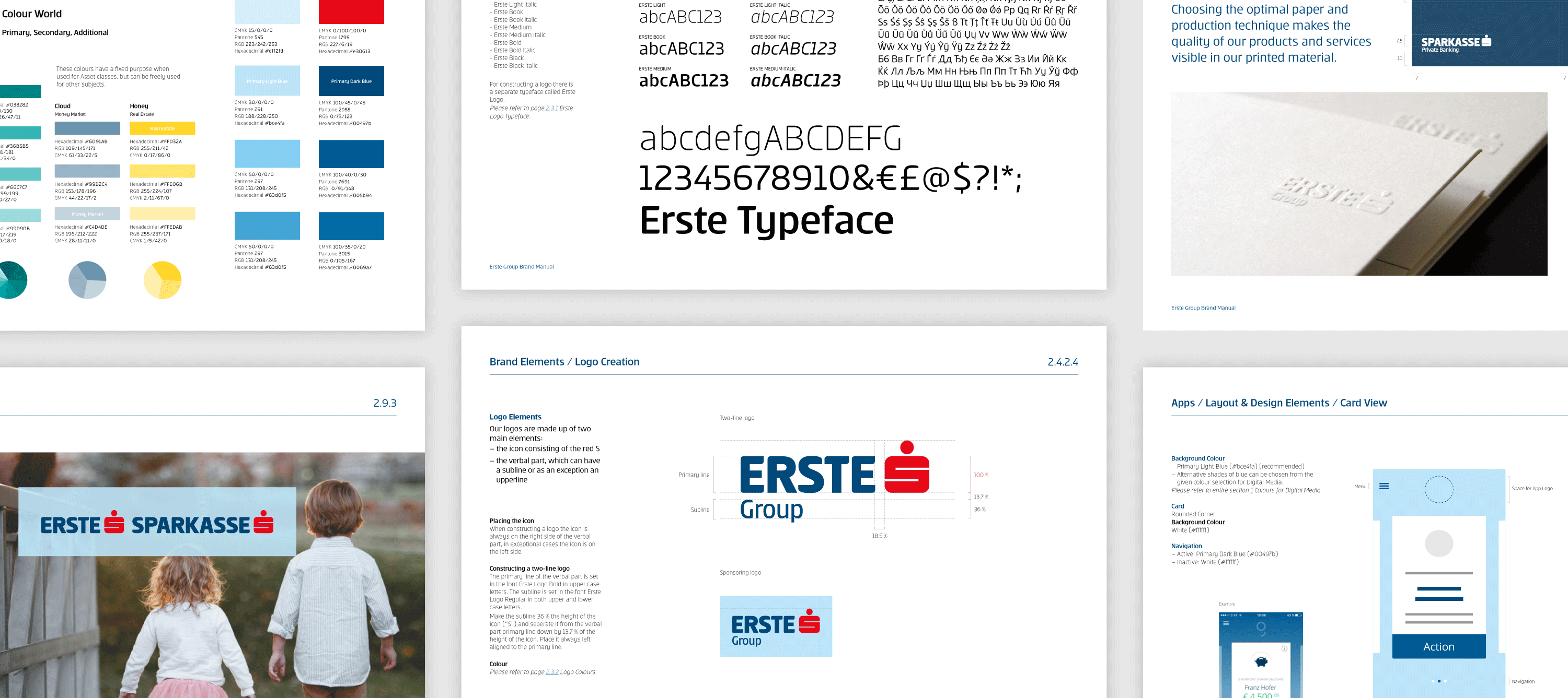 Erste Group Bank AG Branding Guidelines