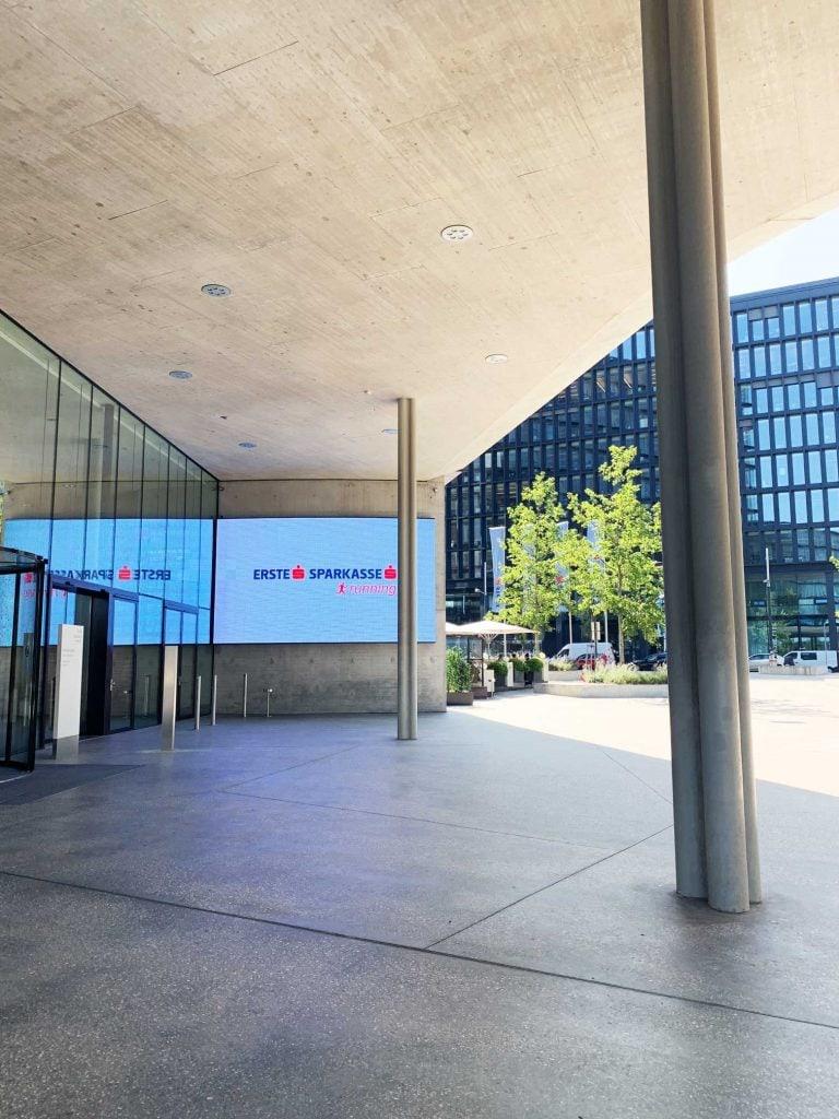 Erste Group Bank AG Campus