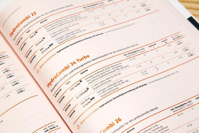 POSCH Katalog