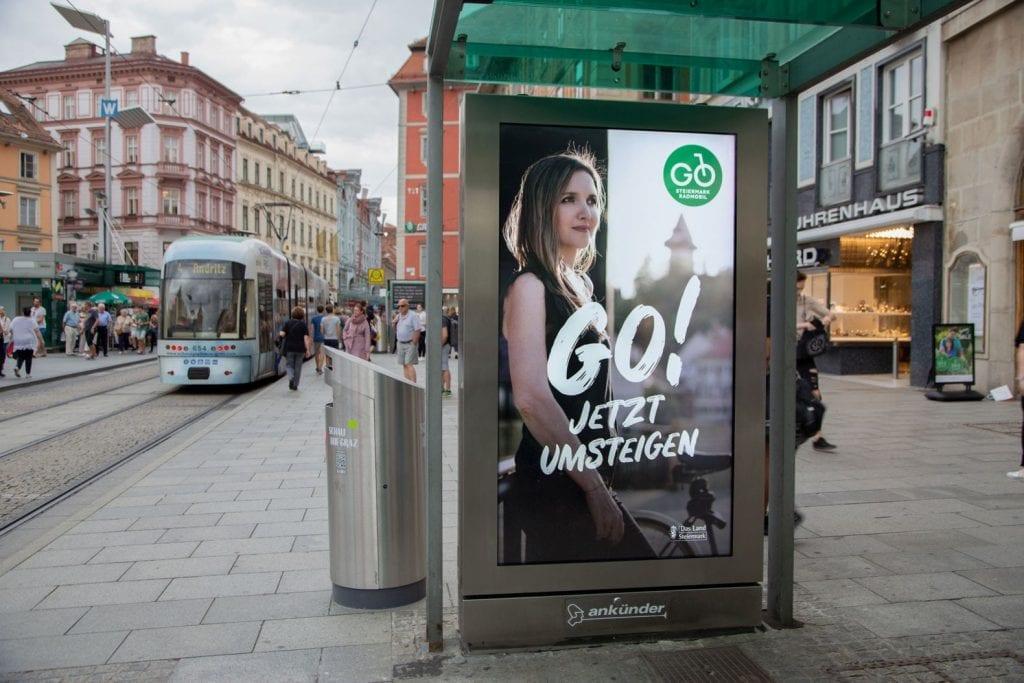 Radmobilität Steiermark CityLight