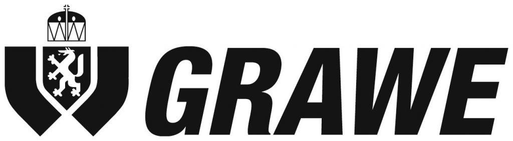 GRAWE Logo Schwarz Weiss