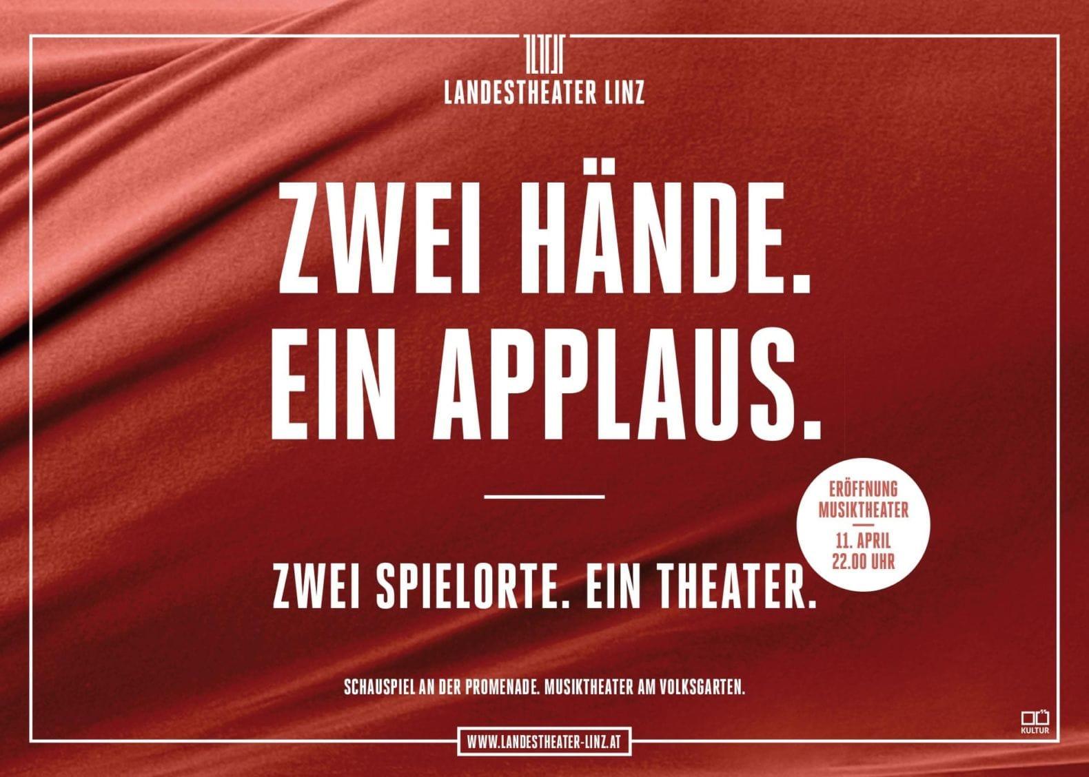 Landestheater Linz Corporate Design
