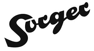 Sorger Logo Schwarz Weiss