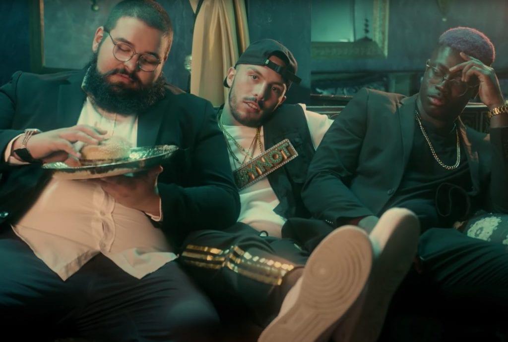 YNOT Rap Burger