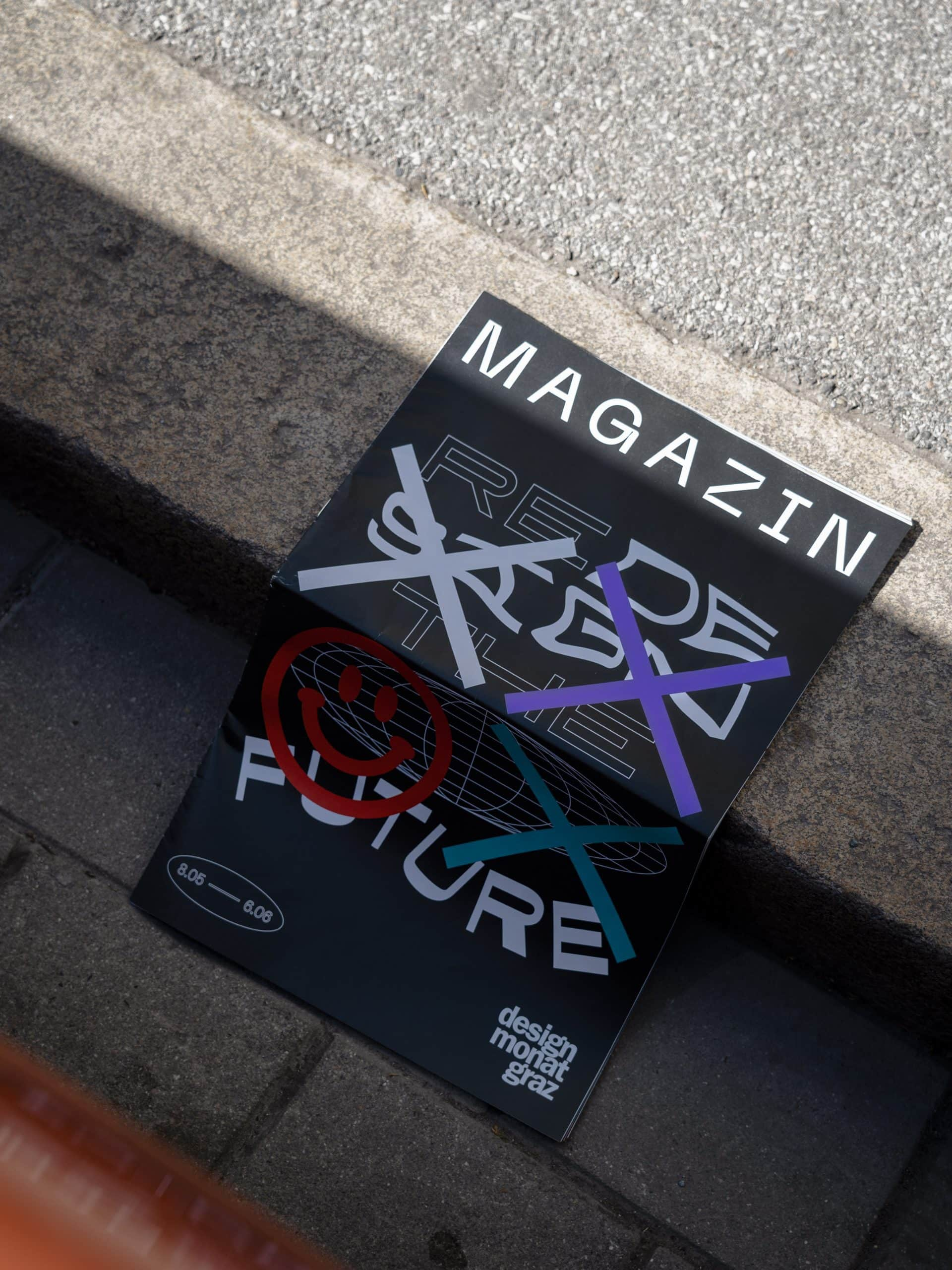 Designmonat Magazin
