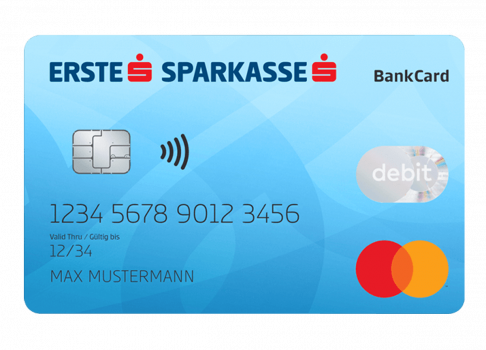 Erste Group Bank AG Debit Mastercard