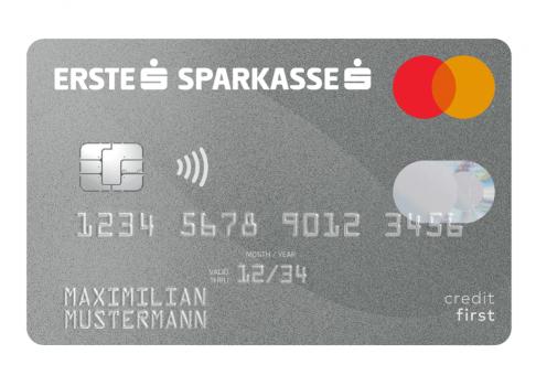 Erste Group Bank AG Mastercard First