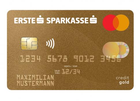 Erste Group Bank AG Mastercard Gold