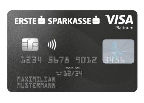 Erste Group Bank AG Visa Platinum